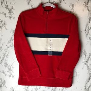 Old Navy Half Zip Pullover Size Large (10-12)